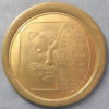 650th Anniversary of Worshipful Company of Goldsmiths 1977 bronze medal by MP